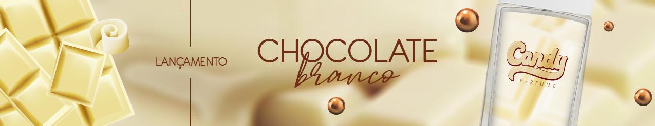 Pre lancamento chocolate branco
